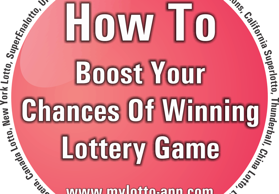 How To Boost Your Chances Of Winning Lottery Game				    	    	    	    	    	    	    	    	    	    	5/5							(8)