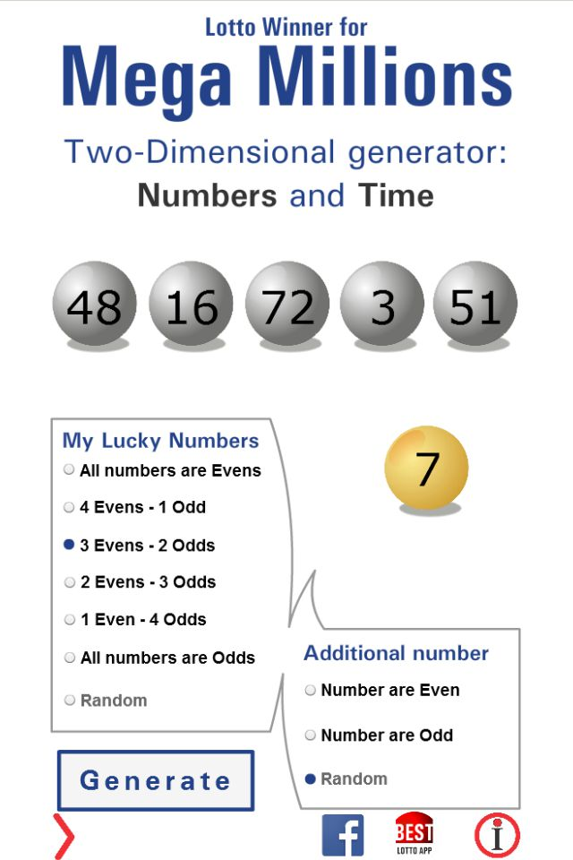 Lotto Winner for Mega Millions | Mega Millions, Mega Millions numbers