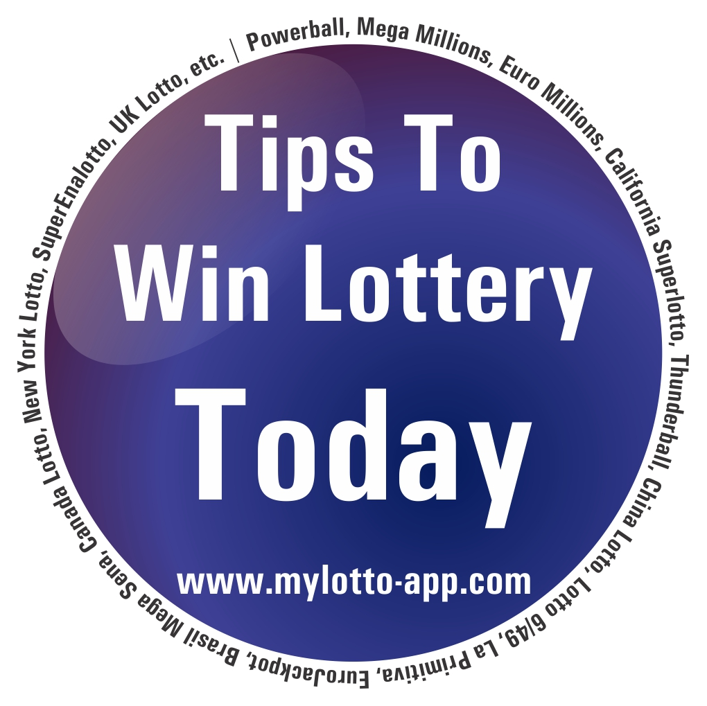 Win Lottery Today: 5 Free Tips That Really Work - How to win the lottery