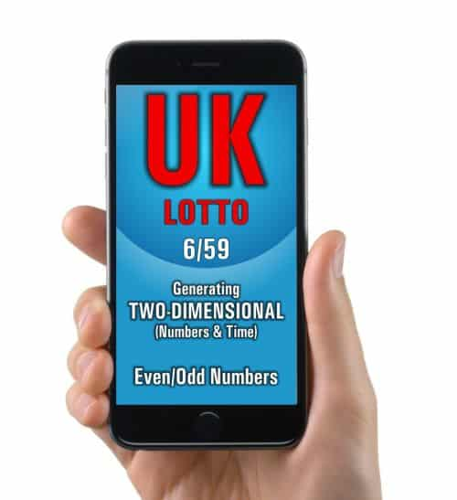 UK lotto (The UK National Lottery) Results, Tips, Winning Numbers