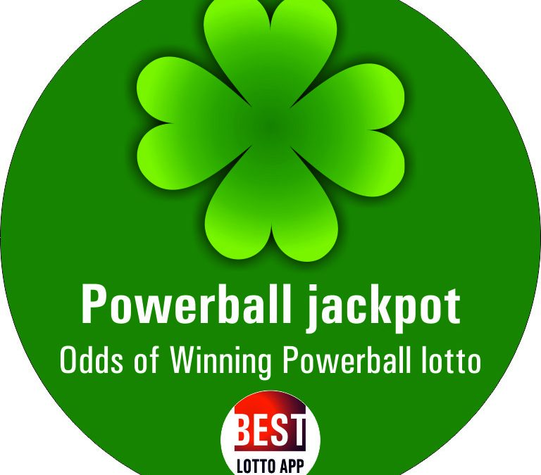 Powerball jackpot – Odds of Winning Powerball lotto